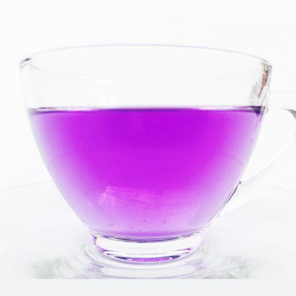 la couleur violet magic tea canada