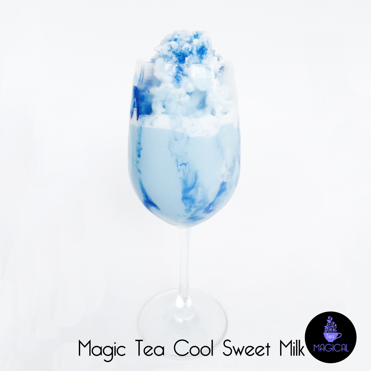 Magic Tea Cool sweet milk