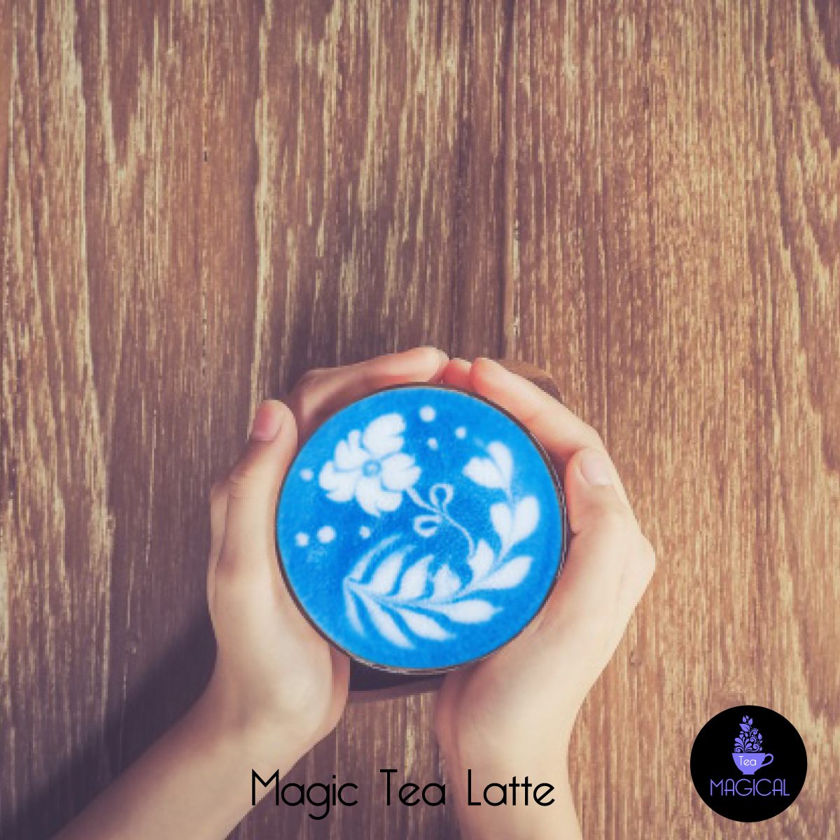 Magic Tea Latte