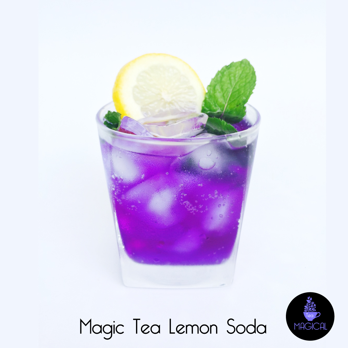 Magic Tea Lemon Soda