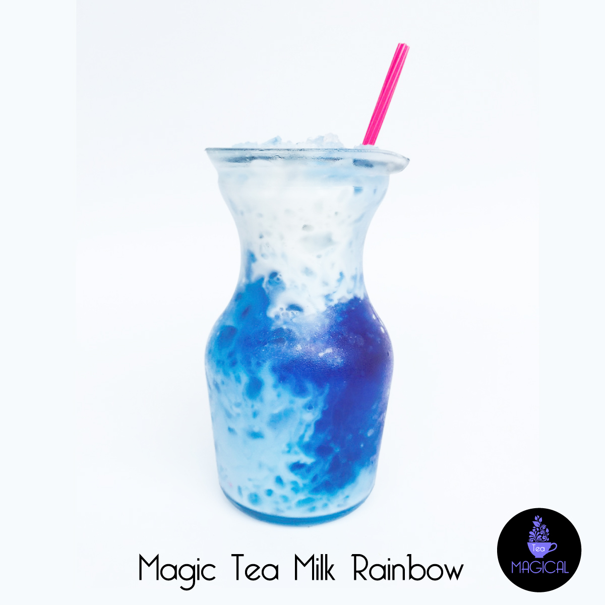 Magic Tea Milk rainbow
