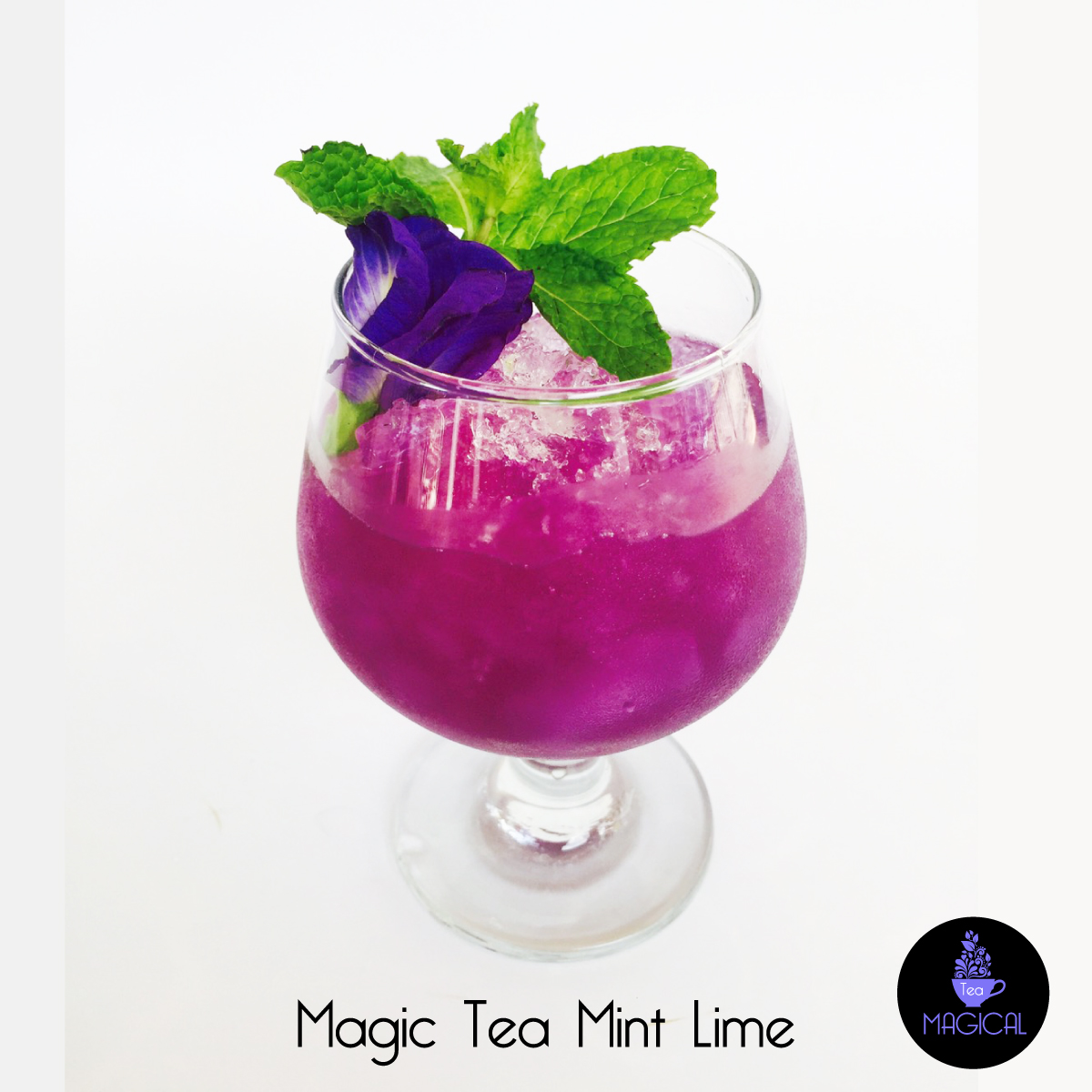 Magic Tea Mint Lime