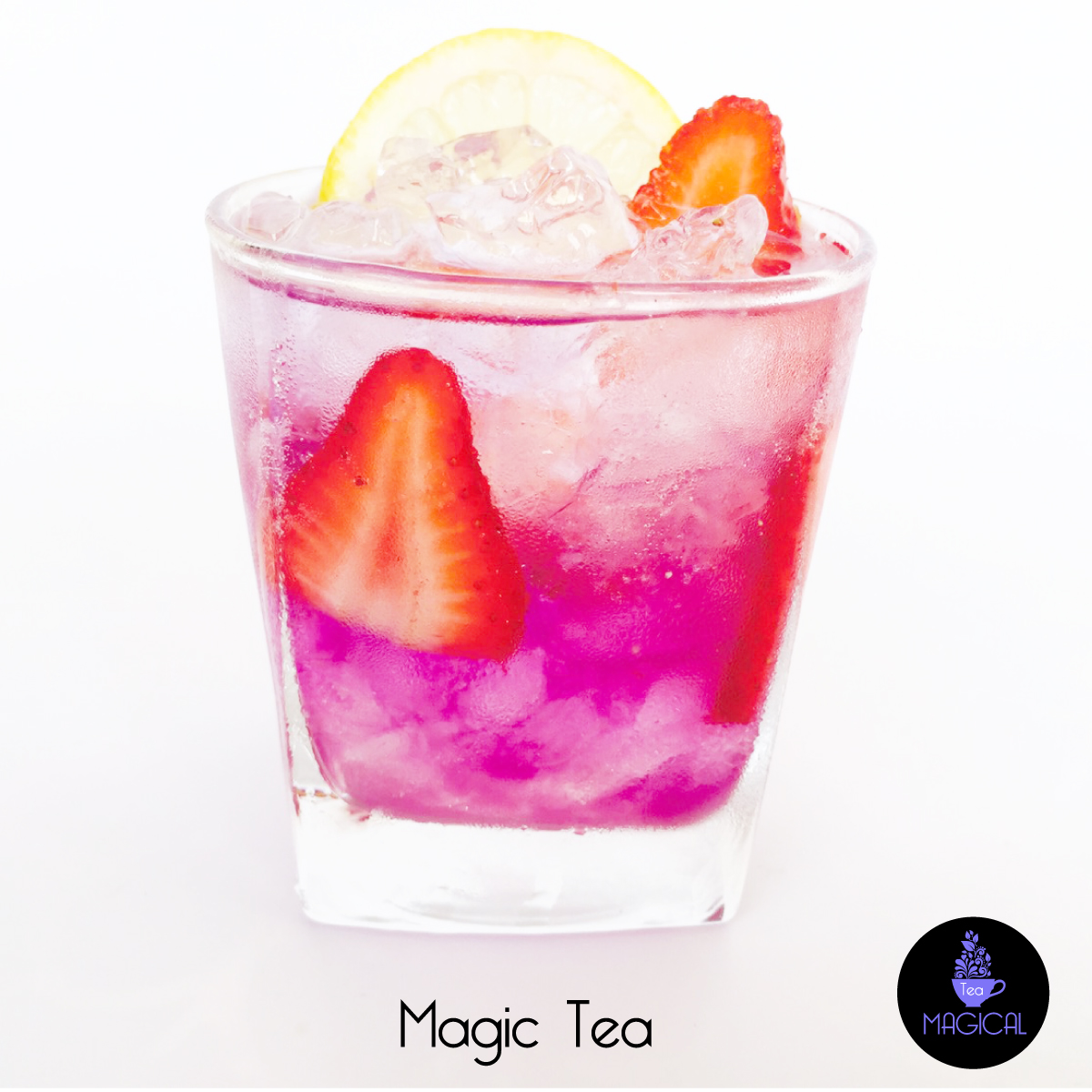 Magic Tea fraise