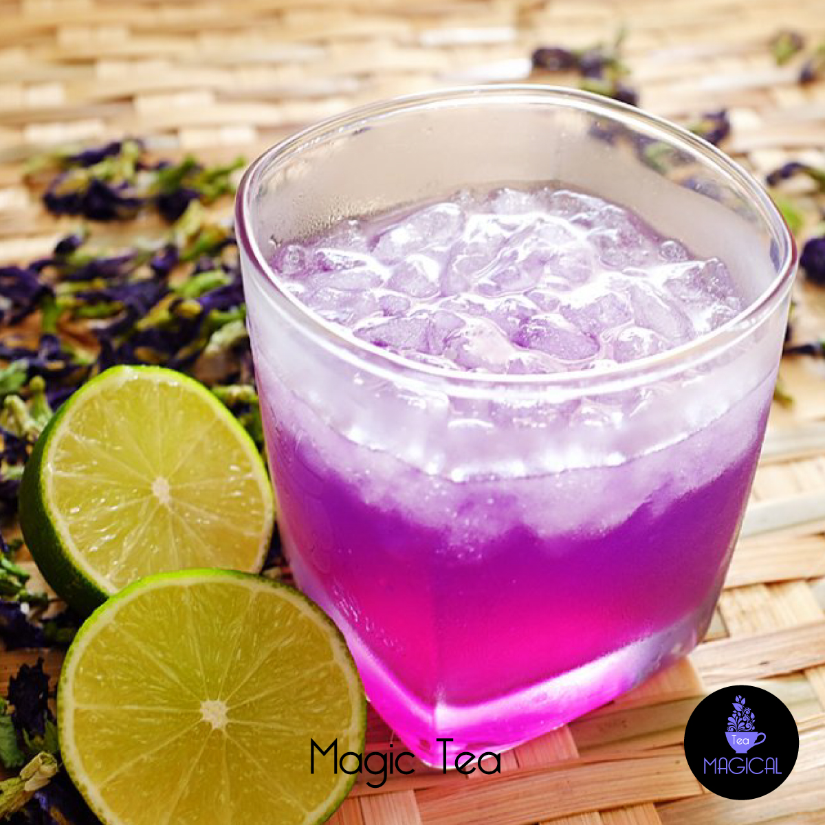 Magic Tea violet