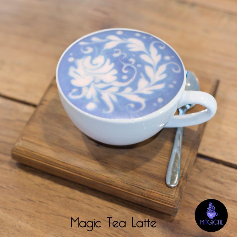 cappuccino bleu
