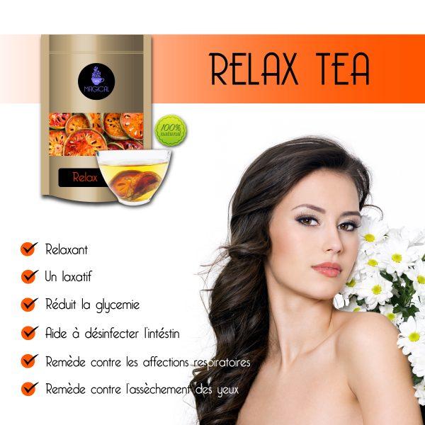 thé anti affections respiratoire